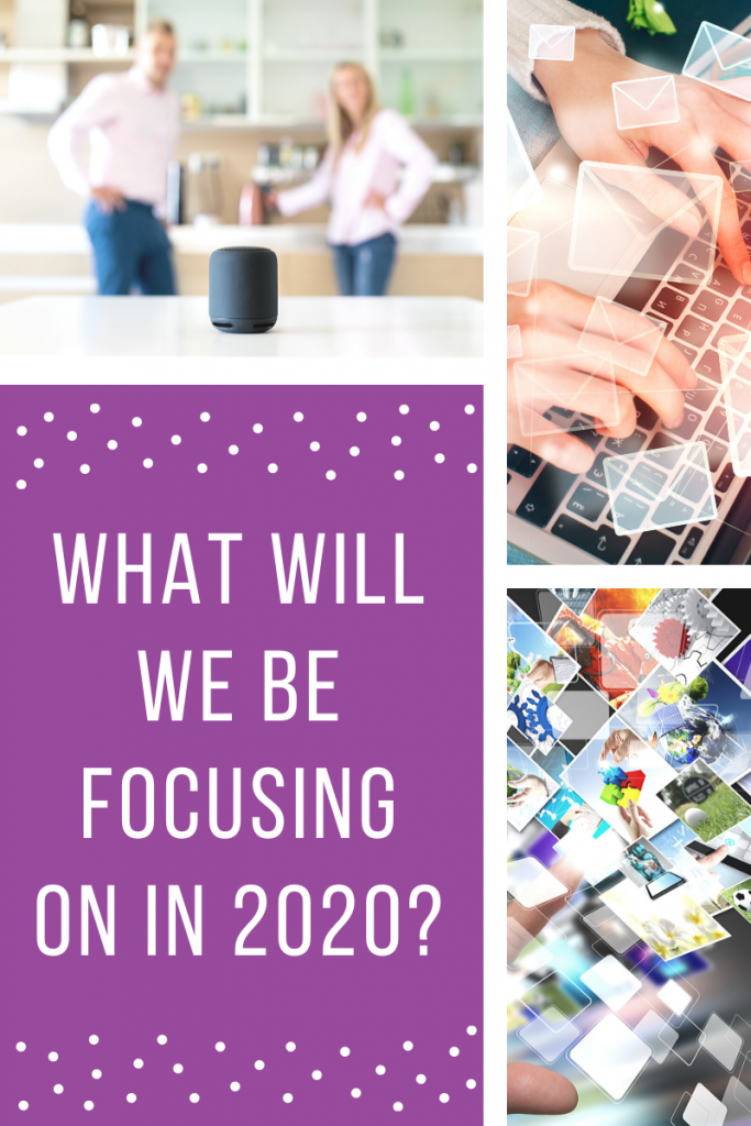 What will we be focusing on when it comes to marketing in 2020? Find out our thoughts on priorities for next year